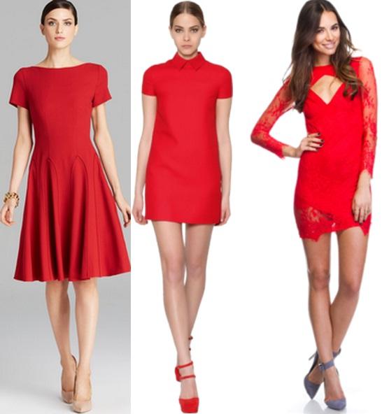 Туфли под красное платье