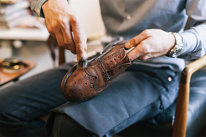 ebc61d7a7 Как правильно ухаживать за обувью весной? | Mario Muzi