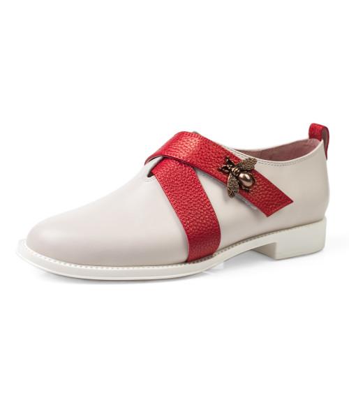 91747d7ac Купить Кожаные туфли за 1000 грн. недорого
